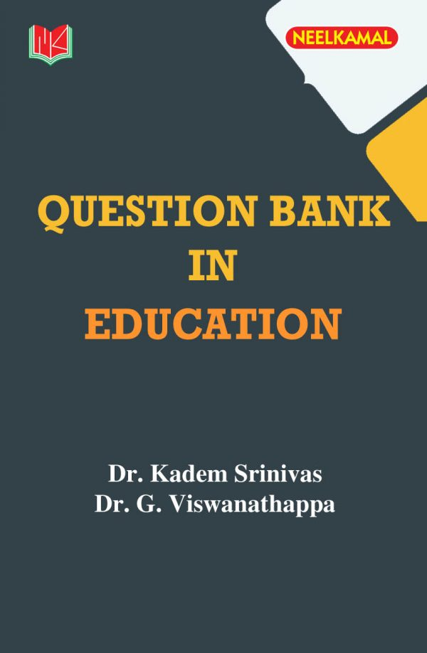 Question Bank in Edn